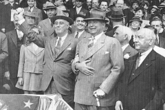 FDR-first-pitch