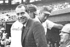 Nixon-first-pitch