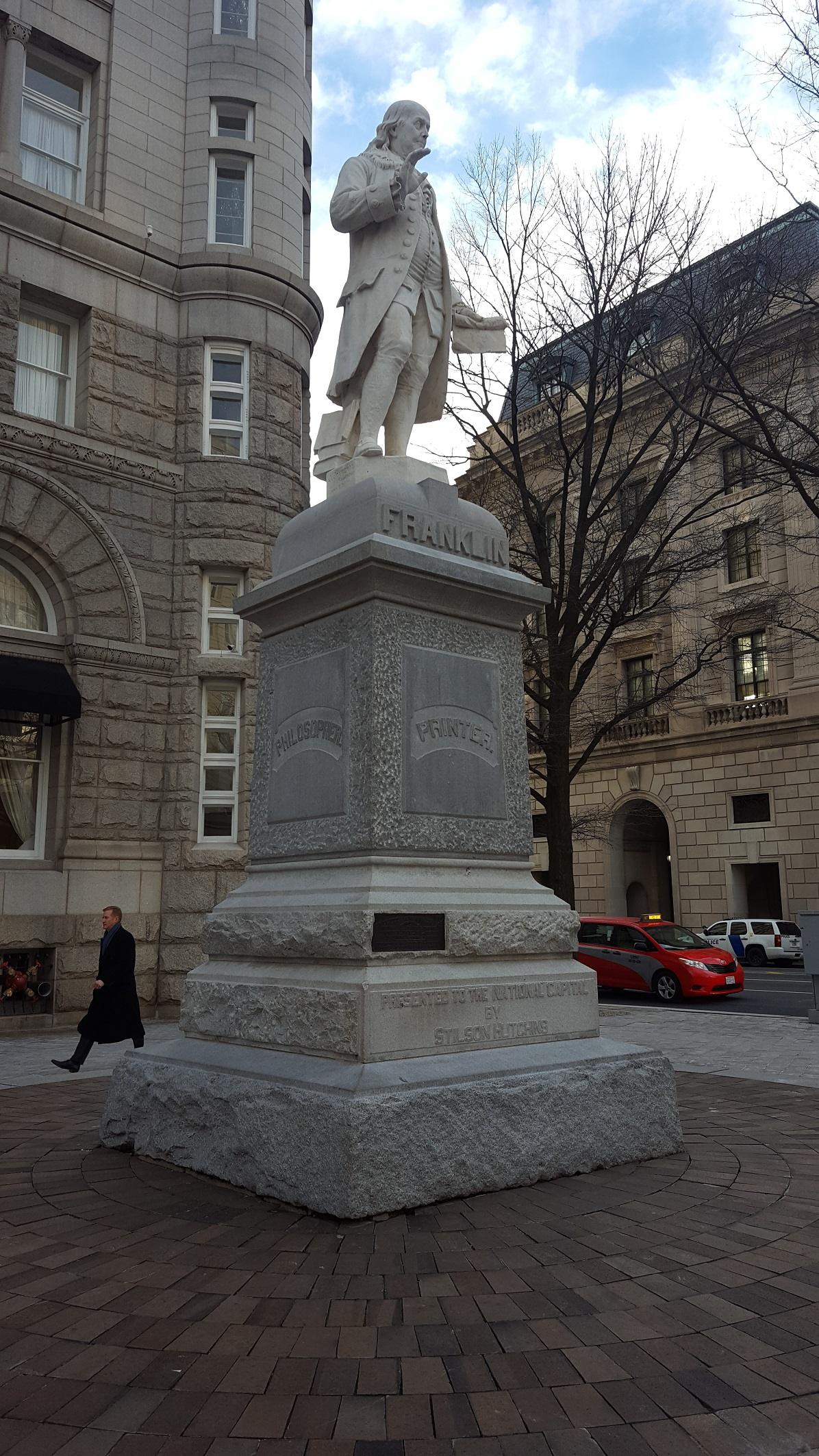 BenjaminFranklin-south