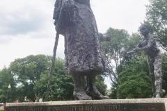 Bethune statue in NE WashingtonDC