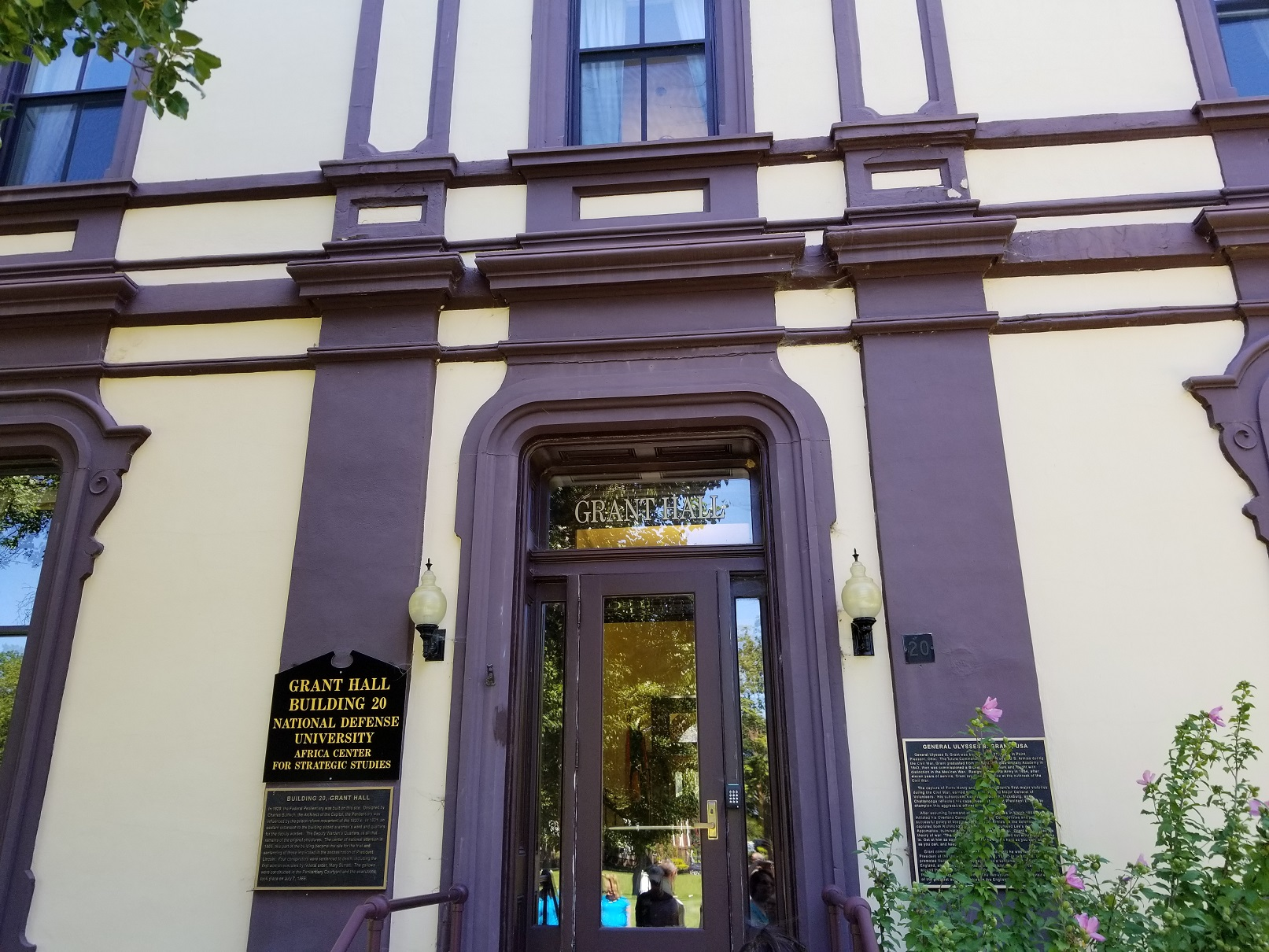 Grant-Hall