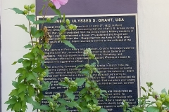 US-Grant-plaque