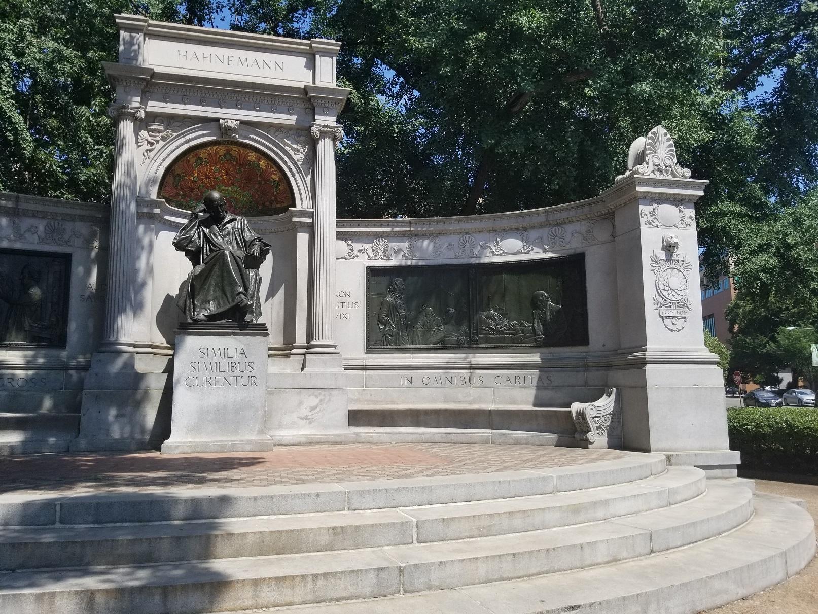 Hahnemann-plaza