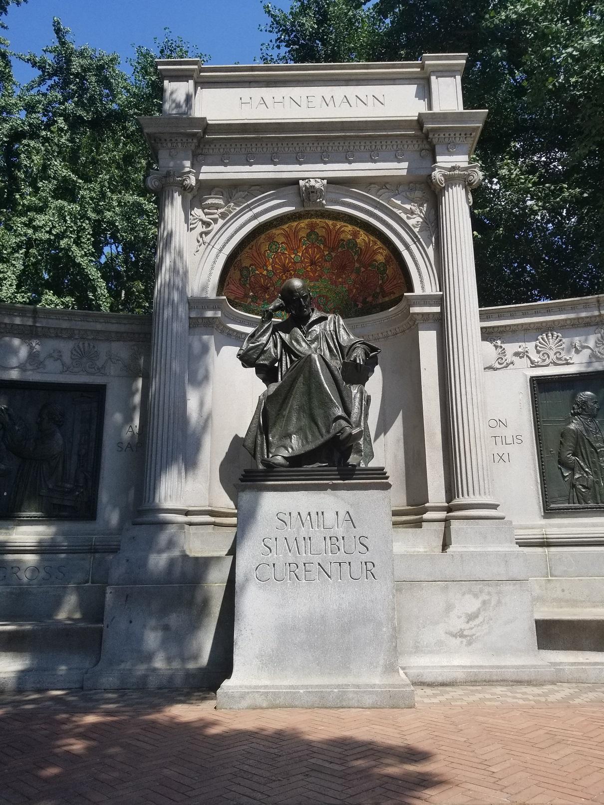 Hahnemann-statue-longshot