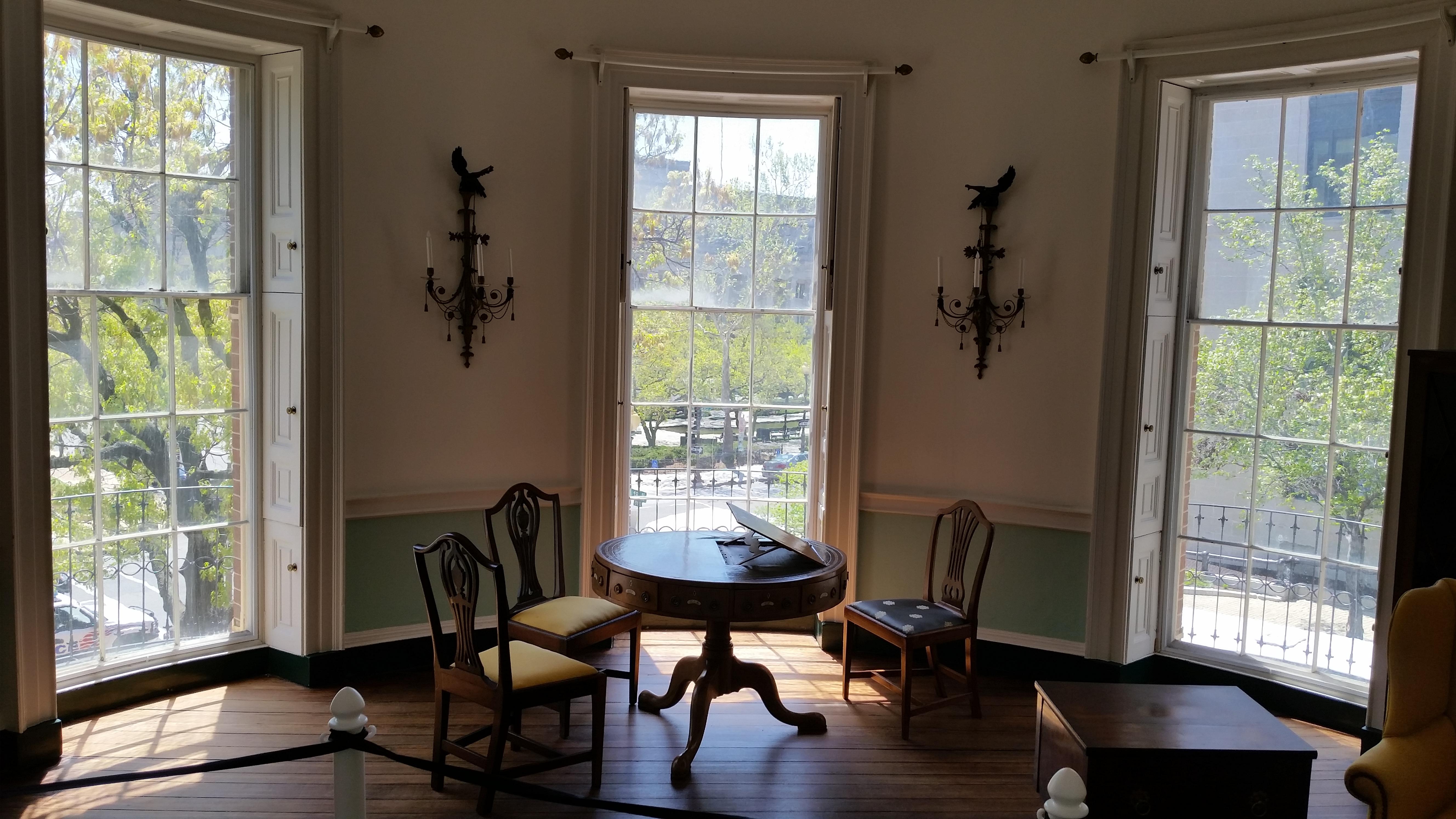 Treaty Room