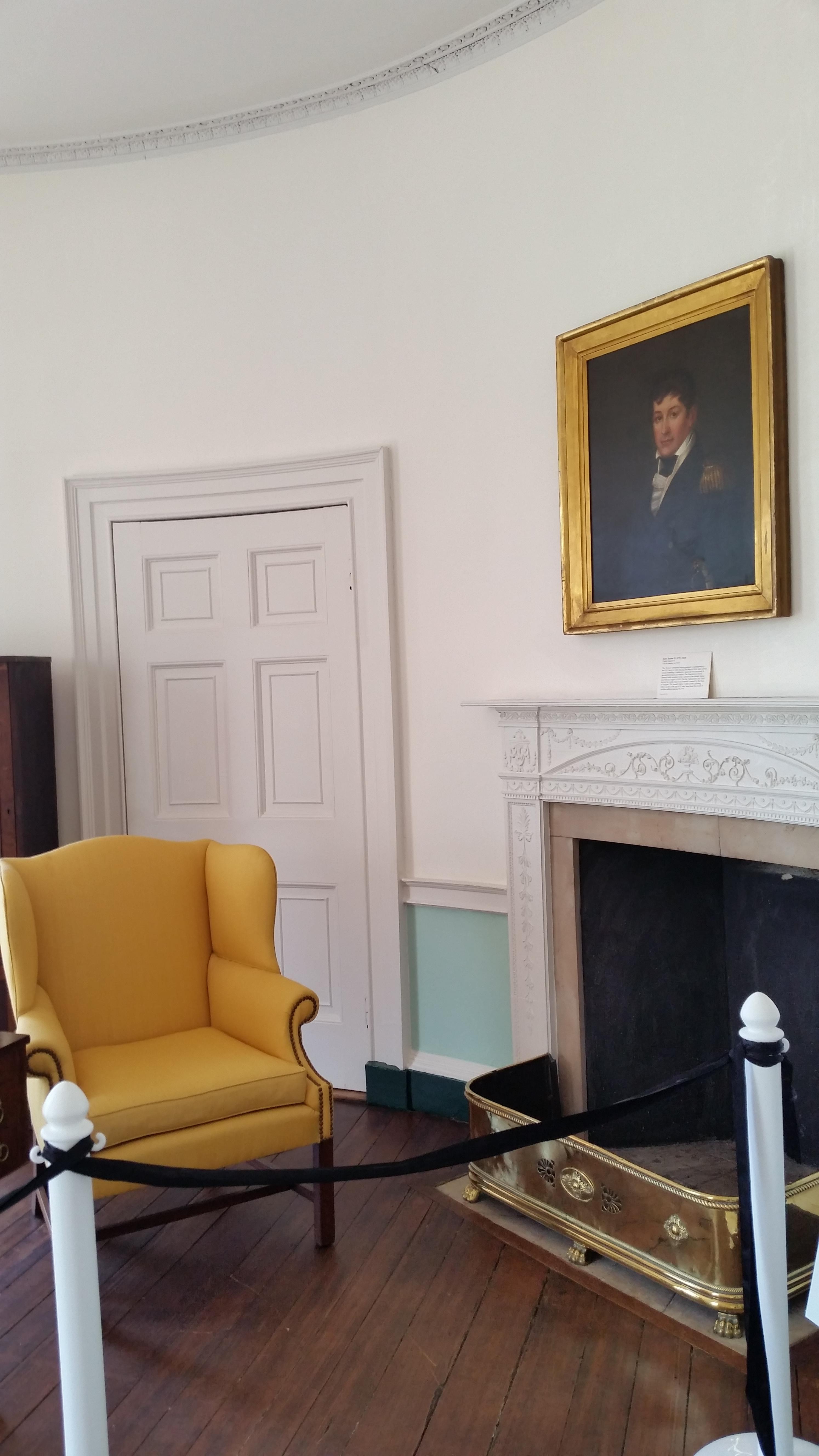 Treaty Room with John Tayloe IV picture