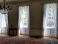 Drawing room windows