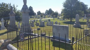 J. Edgar Hoover Grave Site