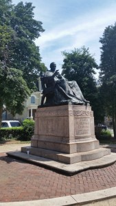 James Cardinal Gibbons Memorial Statue