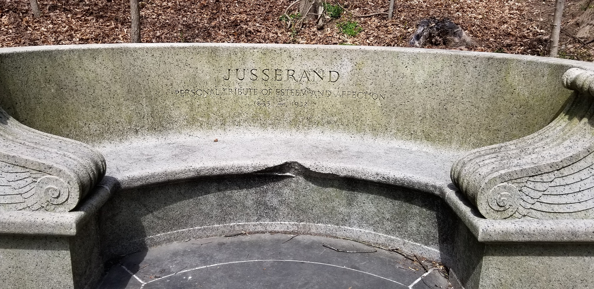 Jusserand Inscription