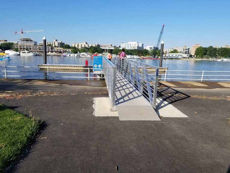 East Potomac Park Pier