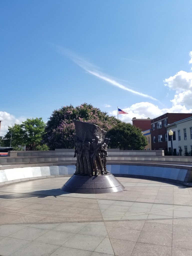 The African American Civil War Memorial