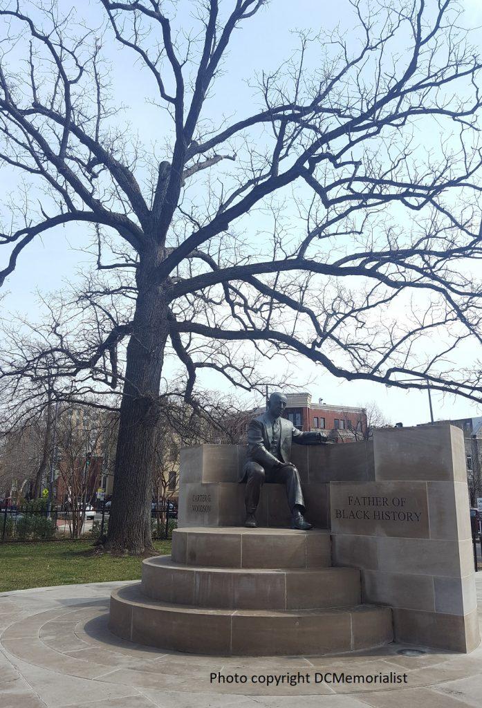 Carter G Woodson Memorial Park