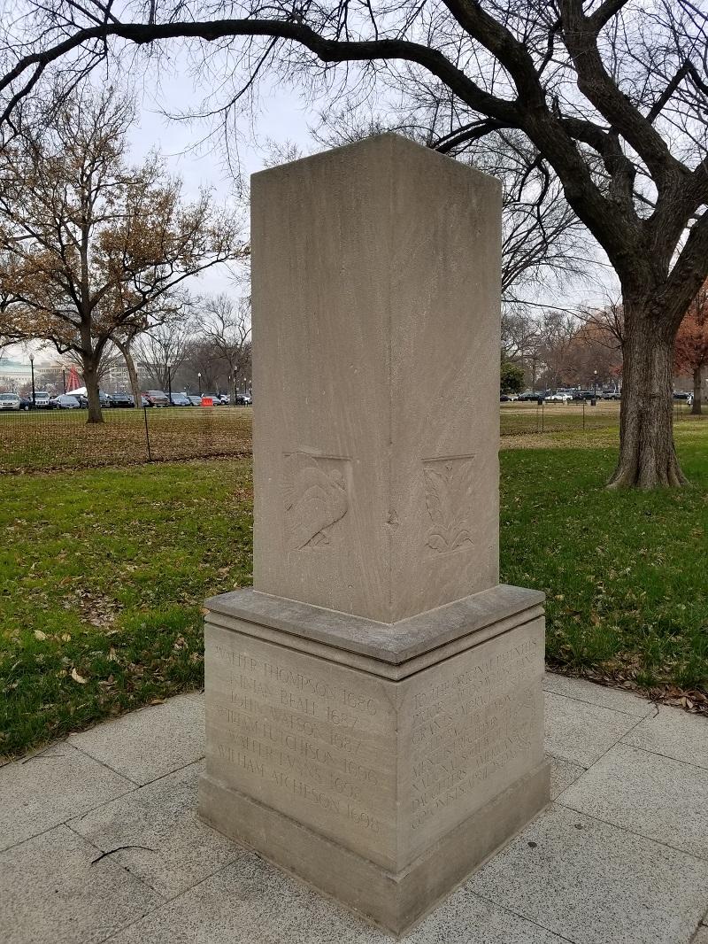 Patentees Memorial