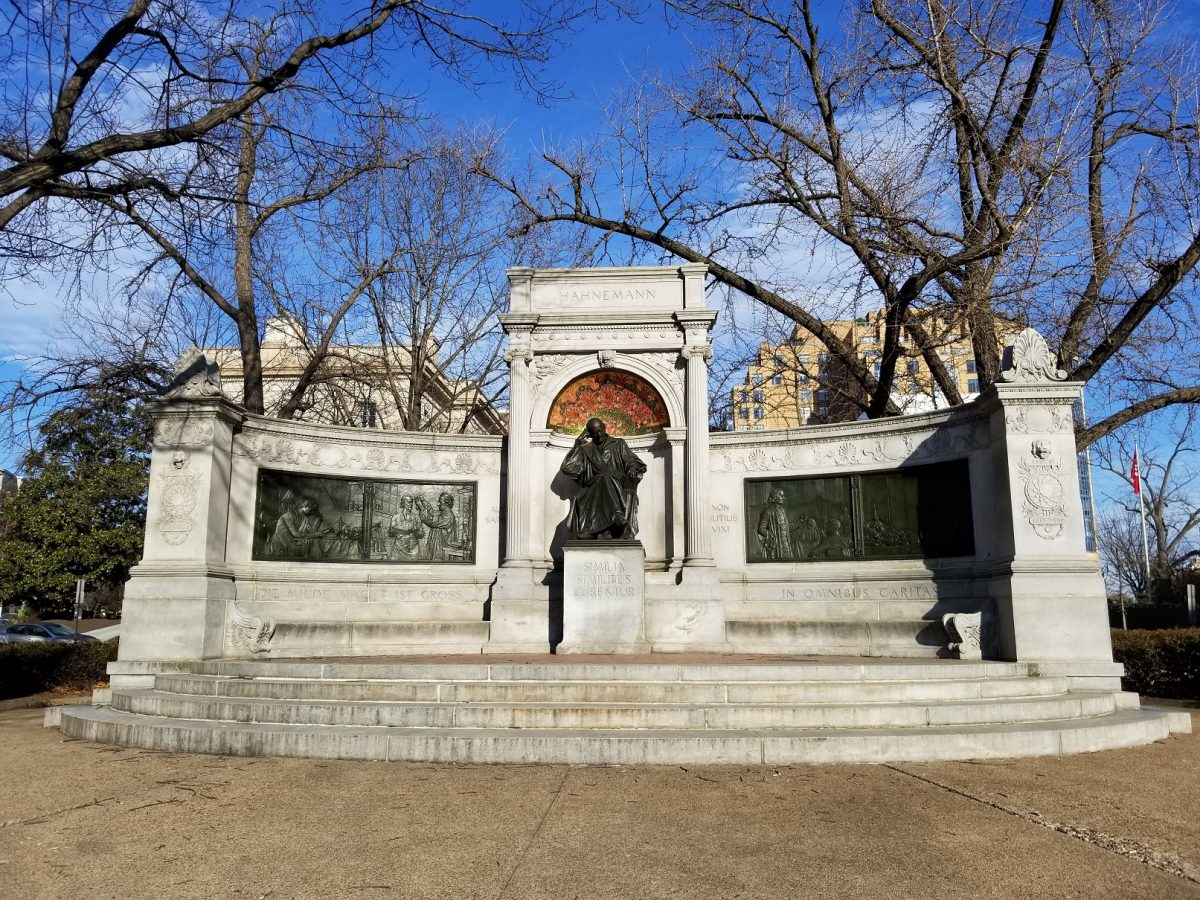 Hahnemann Memorial