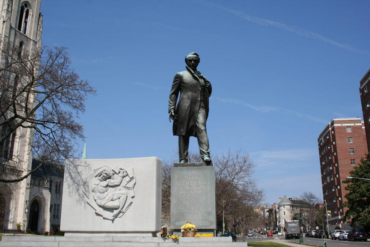 Poet-ic Statues